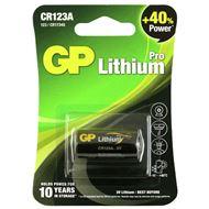 Gp Fotobatt. Lith. Dl123a 3v