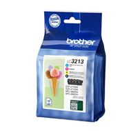 Brother cartridge LC3213    multipack