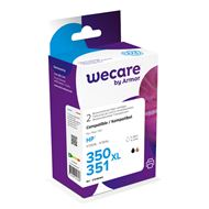 weCare Cartridge compatible met HP 350 XL/HP 351 XL Combipack