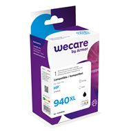 weCare Cartridge HP 940XL Zwart