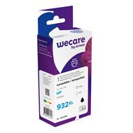 weCare Cartridge HP 932XL Zwart