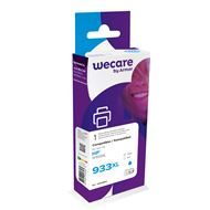 weCare Cartridge HP 933XL Blauw