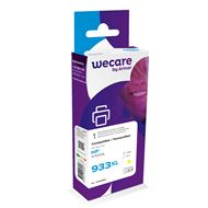weCare Cartridge HP 933XL Geel