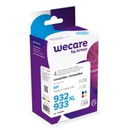 weCare Cartridge compatible met HP 932XL/933XL Combipack