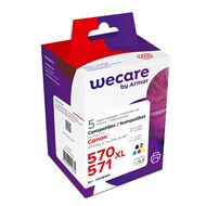 weCare Cartridge Canon PGI-570 XL/CLI-571 XL Multipack
