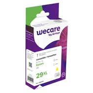 weCare Cartridge Epson T299440XL Geel