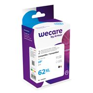 weCare Cartridge compatible met HP 62XL Combipack