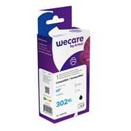weCare Cartridge compatible met HP 302XL Zwart