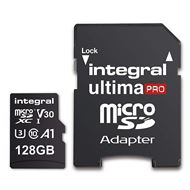 Integral Secure Digital kaart 128GB Micro SDXC V30