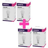 Marmitek Glow Me Smart WiFi LED lamp E27 9w Dimbaar
