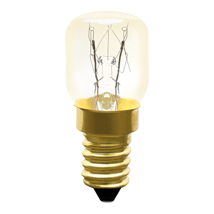 GP Ovenlamp E14 15W 300°C