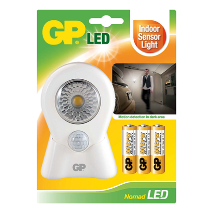 GP Sensorlamp Led Binnen