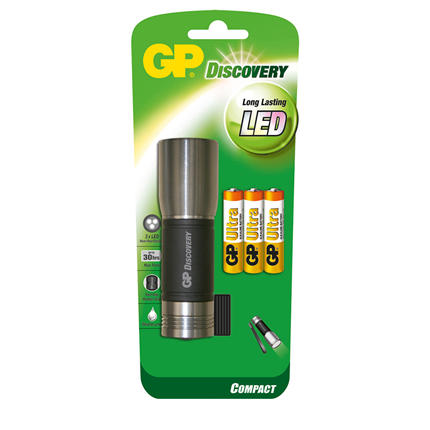 GP Discovery Zaklamp LE203