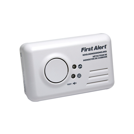 First Alert Koolmonoxide melder
