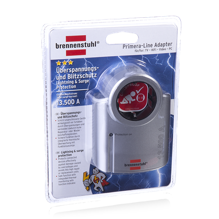 Brennenstuhl Veiligheidsstekker 16A