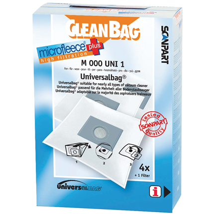 CleanBag Microfleece+ M000UNI1