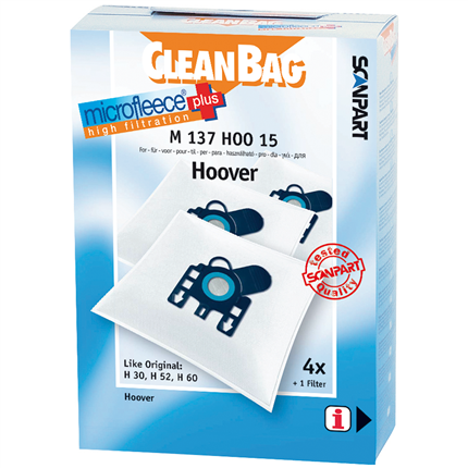 CleanBag Microfleece+ M137HOO15