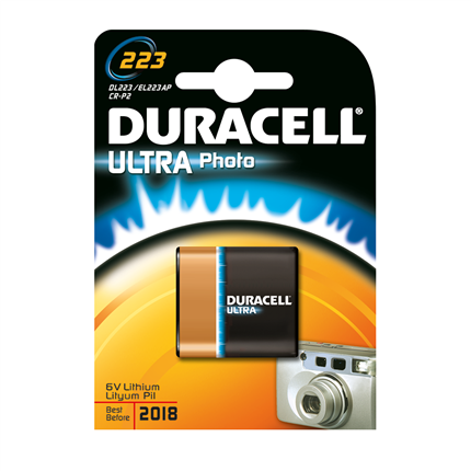 Duracell Lithiun Ultra Phone