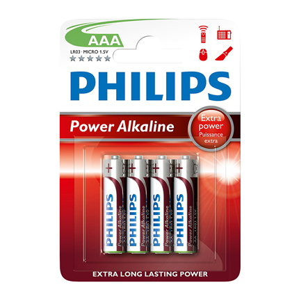 Philips AAA Power Alkaline