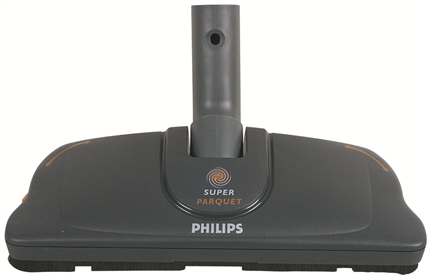 Philips Parketborstel Twist & Clean