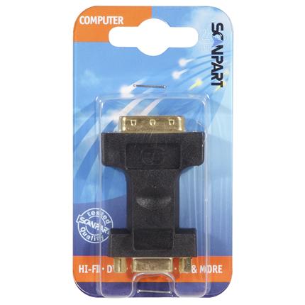 Scanpart Adapter VGA(F)-DVI(M)