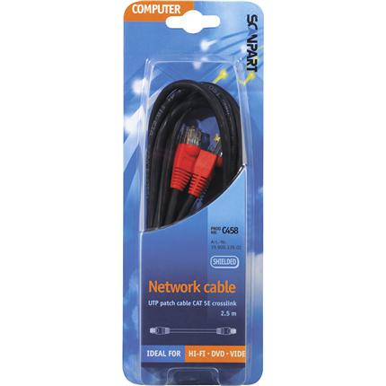 Scanpart Netwerkkabel (UTP) Kruis 2m
