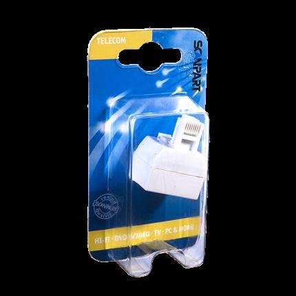 Scanpart Modulair Splitter 8/8(M)-2x(F) | Bestel bij Handyman