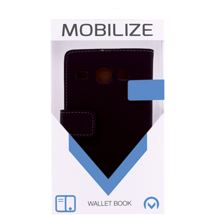 Mobilize Samsung Core Wallet Slide Case Leder
