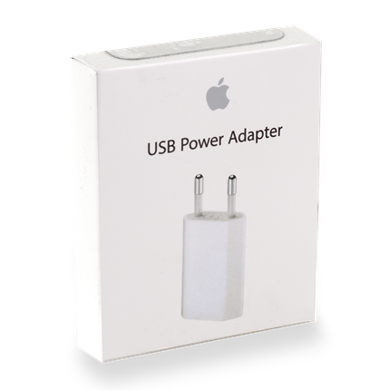 Apple USB netvoeding adapter