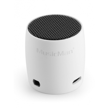 Nano Music Man MP3 Speler Wit