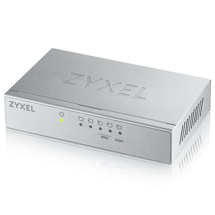 Zyxel Externe 5-Poorts Gigabit Switch GS-105B