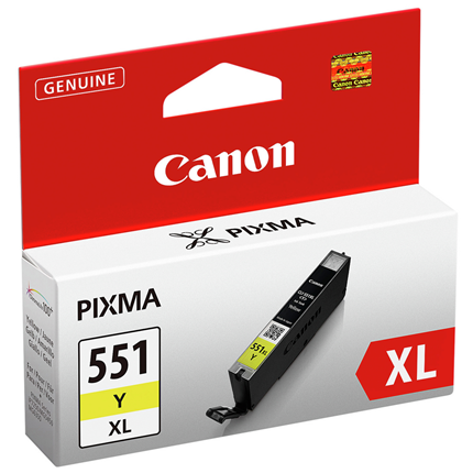 Canon Pixma 551 XL Yellow