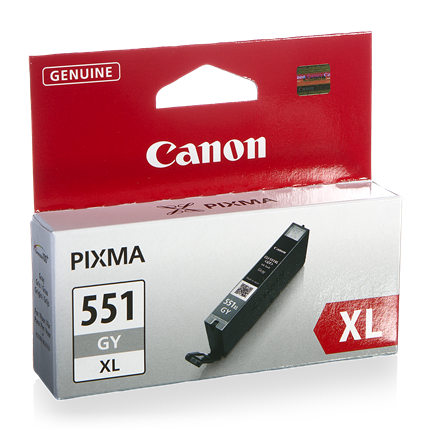 Canon Pixma 551 XL Gray