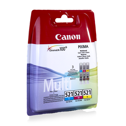 Canon Pixma 521 Multi Pack