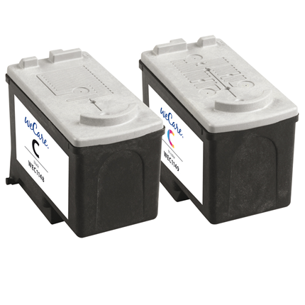 weCare Cartridge Canon PG-40/CL-41 Combipack