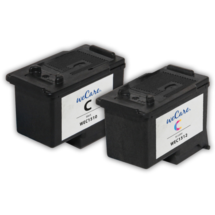 weCare Cartridge Canon PG-540 XL/CL-541 XL Combipack