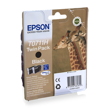 Epson T07114H Twin
