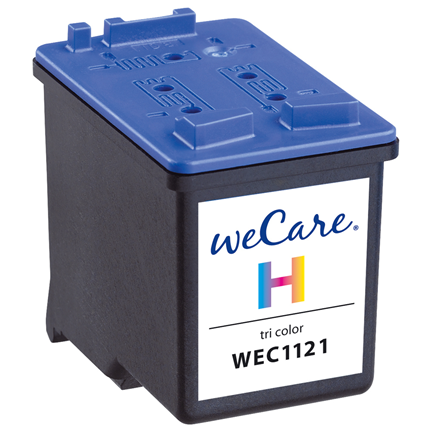 weCare Cartridge HP 57 Tricolor