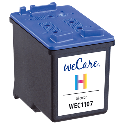 weCare Cartridge HP 22 Tricolor