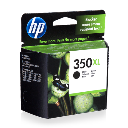 HP 350XL Black