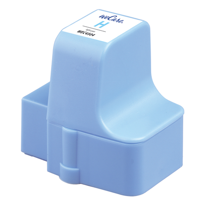 weCare Cartridge HP 363 Lichtblauw