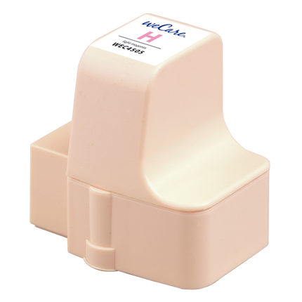 weCare Cartridge HP 363 Lichtrood