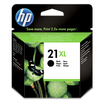 HP 21 XL Black