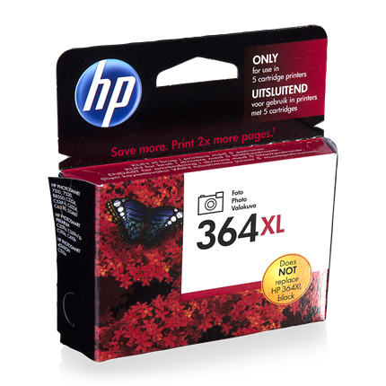 HP 364XL Photo Black