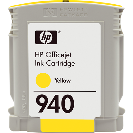 HP 940XL Yellow