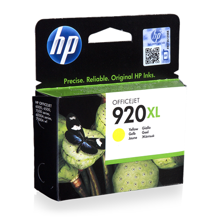 HP 920XL Yellow