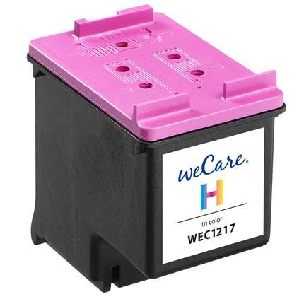 weCare Cartridge HP 300XL Tricolor