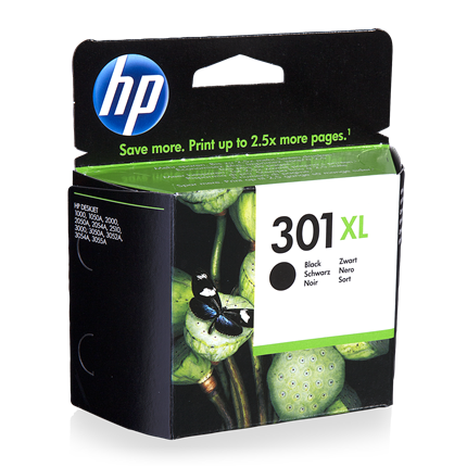 HP301XL Black