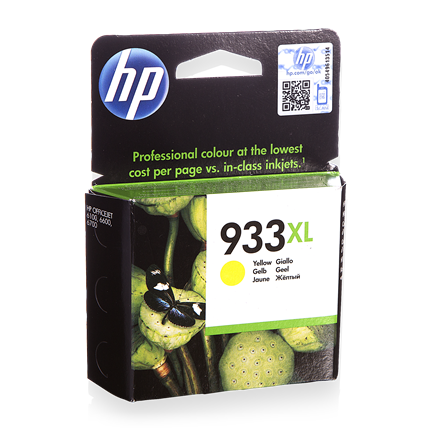 HP 933XL Yellow