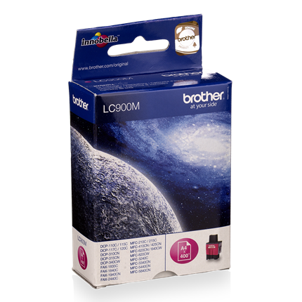 Brother LC900 Magenta